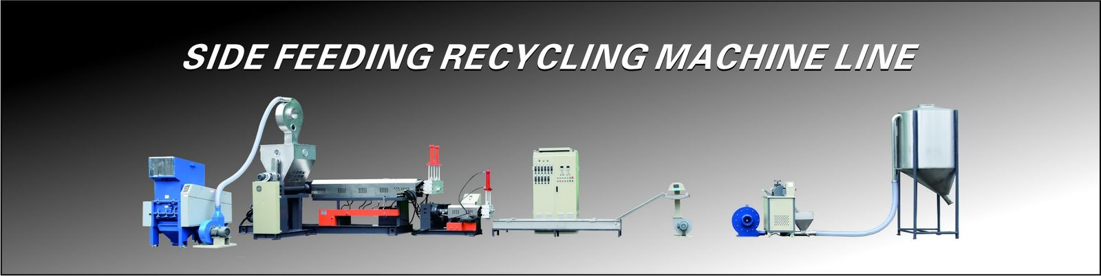 quality Plastic Recycling Equipment factory