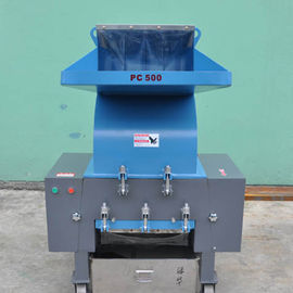 7.5KW Recycling Plastic Crusher 10 Sievehole Dia Low Electricity Consumption