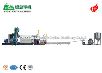 Industrial Polypropylene Recycling Machine Customizable High Efficiency