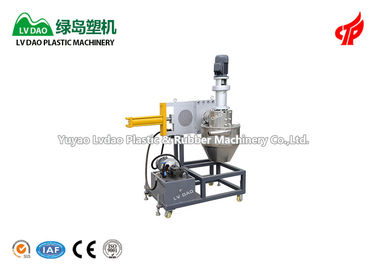 Double Hydraulic Plastic Screen Changer Customized Voltage 1.5KW Motor