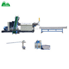 180kg/H PET 37kw Plastic Pelletizing Machine