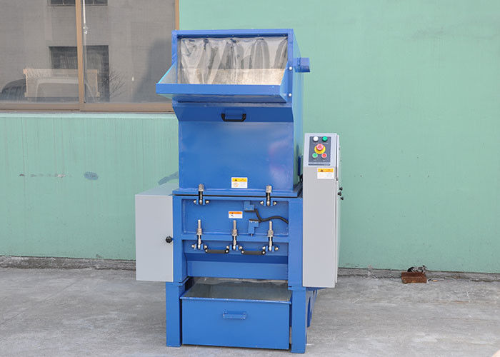 Claw Shaped Blade Waste Plastic Crushing Machine LDF C 600 22kw Power 200-280kg/H