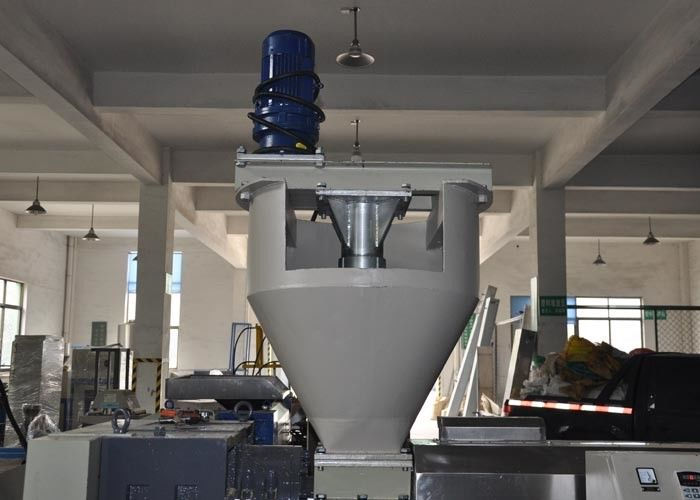 3kw Force Feeding Machine High Automatic Level Custom Color 900mm Storage Height