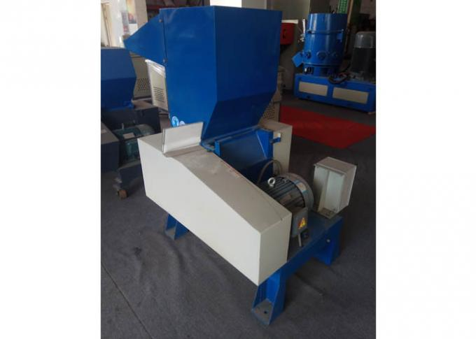 Power 7.5-15kw LDF C 400 plastic automatic baiting crusher 600r/min 100-140kg/h fragmentation power