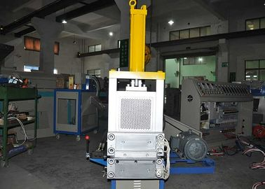 China Filter area 220*220 mm up and down hydraulic screen changer factory