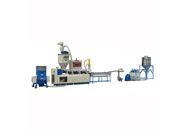 PP Plastic Recycling Equipment 3 In 1 Conical Single Screw LDL Power 315kw