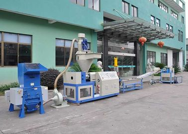 Automatic Plastic Recycling Equipment Output 130-150kg/H With Power 37-45kw