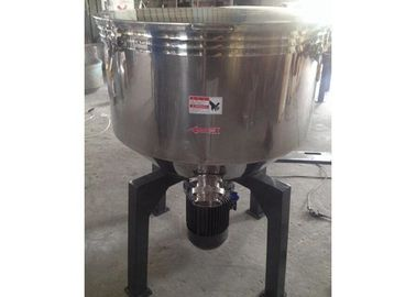 China High Efficiency Plastic Mixer Machine Capacity 50kg/H Vertical Agitator Power 1.5kw factory
