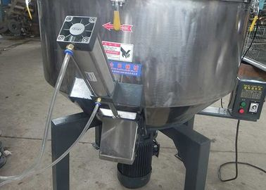 Enclosed Mining Granules Mixing Machine , 850*950*1250mm Plastic Material Mixer