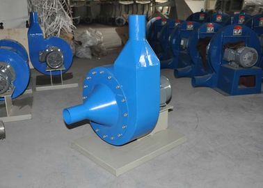 China 5000 mm Distance Plastic Blower Industrial , 1650Pa Full Press Air Pressure Blower factory