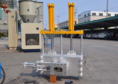 China Industrial Plastic Screen Changer Continuous Operation With Removable Breaker Plates factory