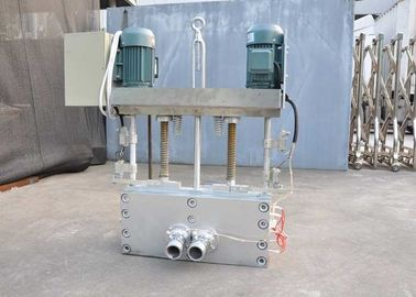 China Air Venting System Automatic Screen Changer , 300*300 Continuous Screen Changer factory