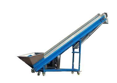 China 3000gauss Magnetic Conveyor System , Durable 750w Industrial Conveyor Magnets factory