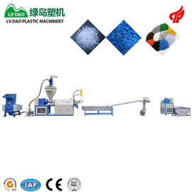 China Durable PP Plastic Recycling Machine Pe Pelletizing Machine 130 - 150kg/H Output factory