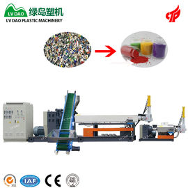China Industrial Plastic Recycling Granulator 75 - 90kw Power High Performance factory