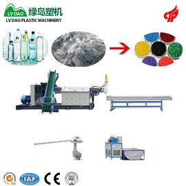 30 - 37kw Power Pet Bottle Recycling Machine 180 - 220kg/H High Efficiency