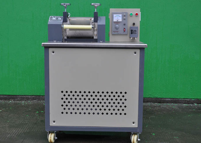 PVC PA Granule Horizontal Cutting Machine High Efficiency Power 3.0kw 280kg Unit Weight