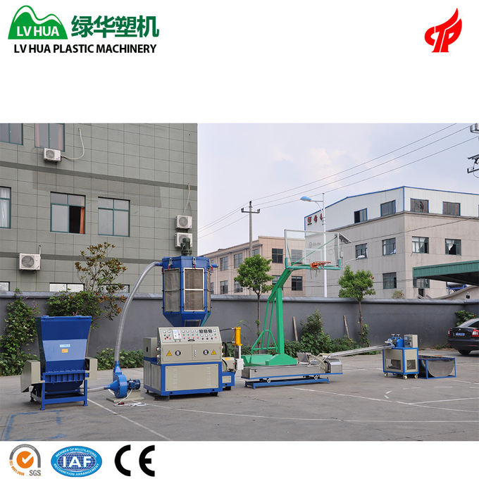 Foam Plastic Recycling Machine For Making EPS XPS EPS High Performance