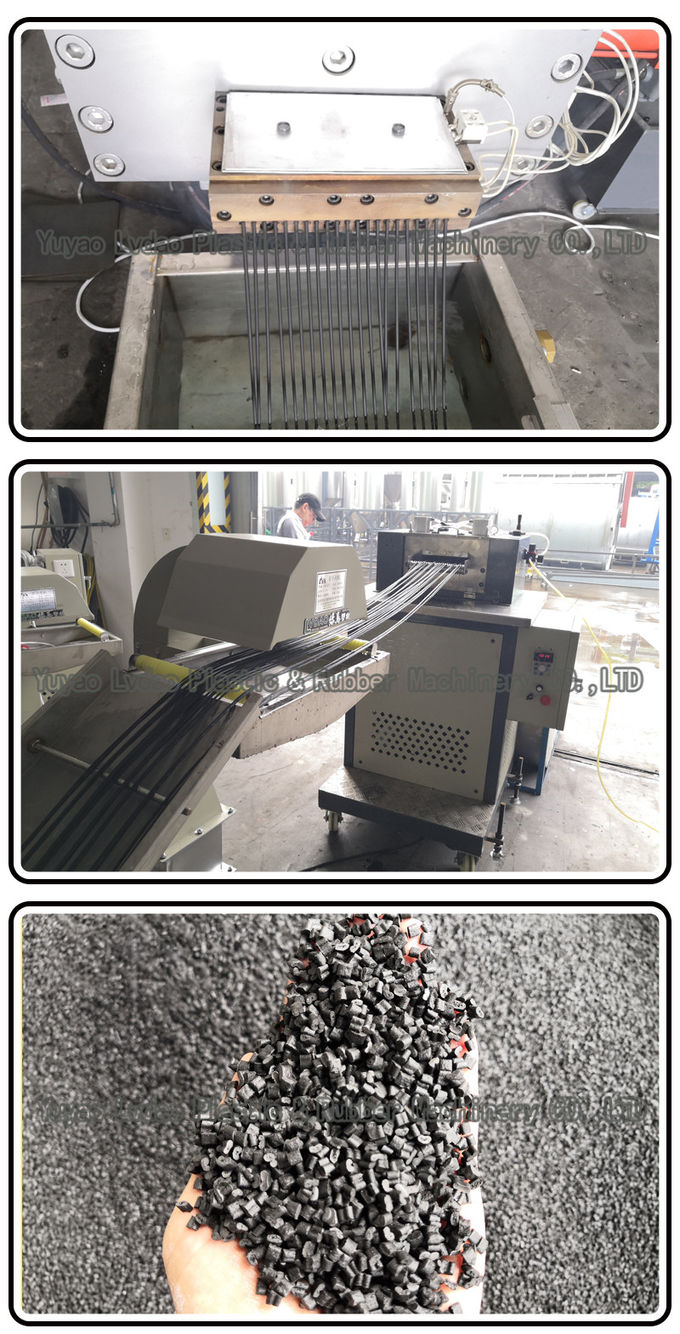 PP PE ABS PET PA PC PS Plastic Recycling Equipment With High quality New Technology